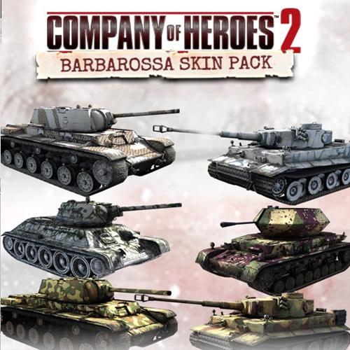 Company of Heroes 2 Barbarossa Skin Pack Key Kaufen Preisvergleich