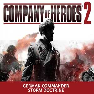 Company of Heroes 2 German Commander Storm Doctrine Key Kaufen Preisvergleich