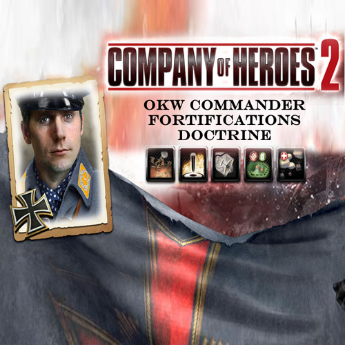 Company Of Heroes 2 OKW Commander Fortifications Doctrine Key Kaufen Preisvergleich