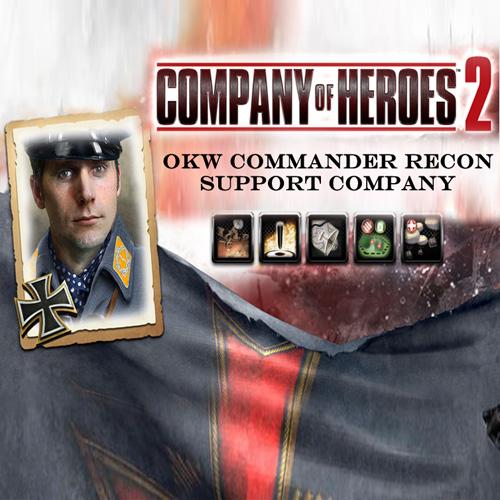 Company Of Heroes 2 OKW Commander Recon Support Company Key Kaufen Preisvergleich
