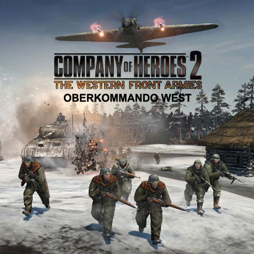 Company of Heroes 2 The Western Front Armies Oberkommando West Key Kaufen Preisvergleich