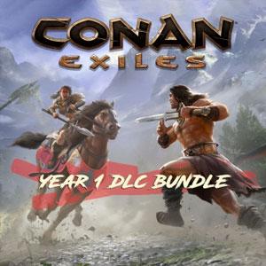 Conan Exiles Year 1 DLC Bundle