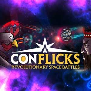 Conflicks Revolutionary Space Battles Key Kaufen Preisvergleich