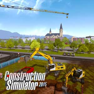 Construction Simulator 2015 Liebherr A 918