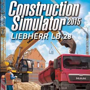 Construction Simulator 2015 Liebherr LB 28 Key Kaufen Preisvergleich