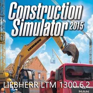 Construction Simulator 2015 Liebherr LTM 1300 6.2 Key Kaufen Preisvergleich