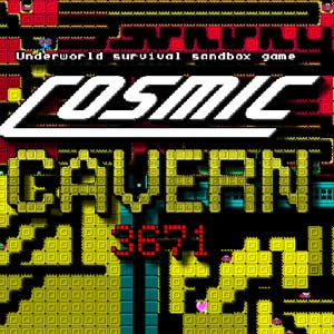 Cosmic Cavern 3671