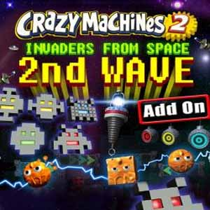 Crazy Machines 2 Invaders From Space 2nd Wave Key Kaufen Preisvergleich