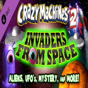 Crazy Machines 2 Invaders from Space
