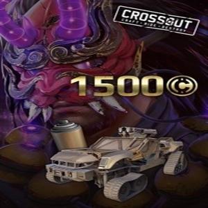 Crossout Triad The Keeper