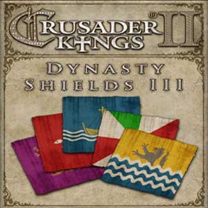 Crusader Kings 2 Dynasty Shield 3