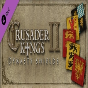 Crusader Kings 2 Dynasty Shields
