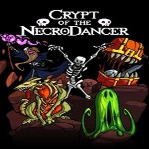 Kaufe Crypt of the NecroDancer PS4 Preisvergleich