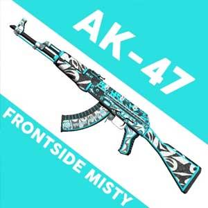 CSGO AK47 Skin Frontside Misty Key Kaufen Preisvergleich