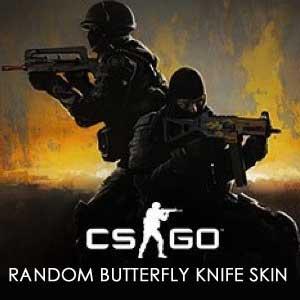 CSGO Random Butterfly Knife Skin Key Kaufen Preisvergleich
