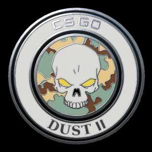 CSGO Series 1 Dust 2 Collectible Pin Key Kaufen Preisvergleich