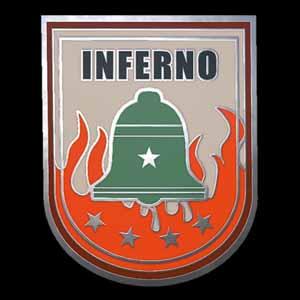 CSGO Series 1 Inferno Collectible Pin