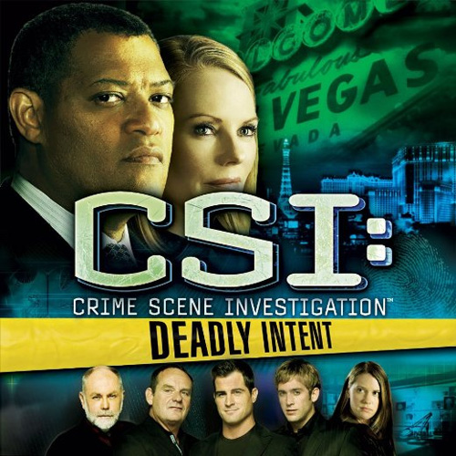 CSI 5 Deadly Intent