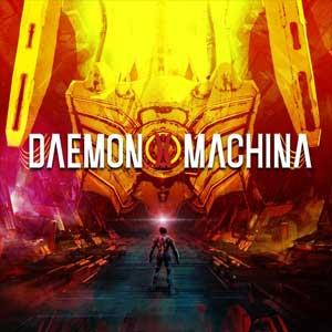 DAEMON X MACHINA Crusader Arsenal