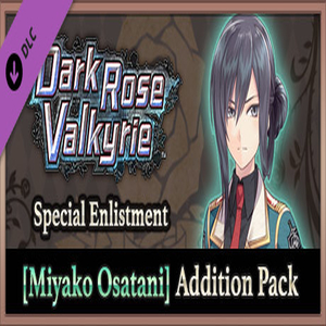 Dark Rose Valkyrie Special Enlistment
