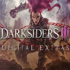 Darksiders 3 Digital Extras