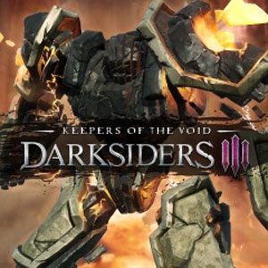 Darksiders 3 Keepers of the Void