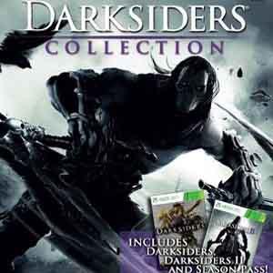 Darksiders Collection Xbox 360 Code Kaufen Preisvergleich