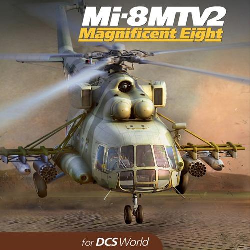DCS Mi-8 MTV2 Magnificent Eight Key Kaufen Preisvergleich