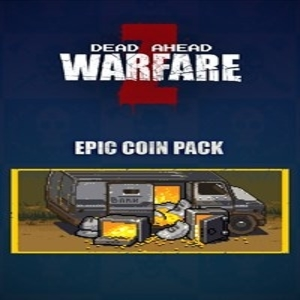 DEAD AHEAD ZOMBIE WARFARE Large Coin Pack
