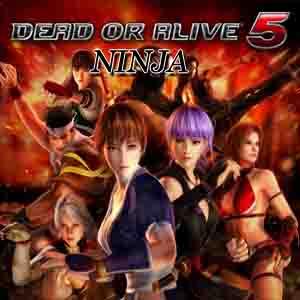 Dead or Alive 5 Ninja PS4 Code Kaufen Preisvergleich