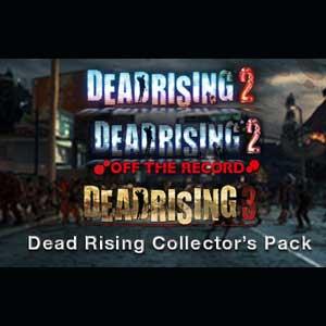 Dead Rising Collectors Pack Key Kaufen Preisvergleich