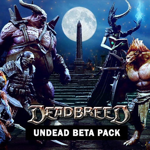 Deadbreed Undead Beta Pack