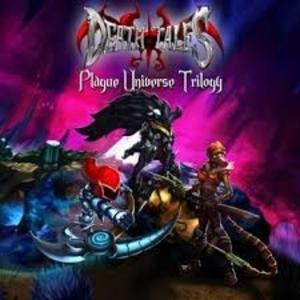 Death Tales Plague Universe Trilogy Bundle