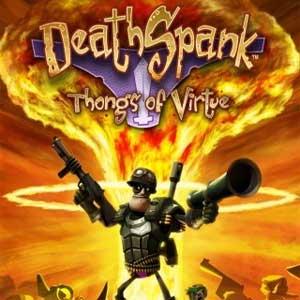 DeathSpank Thongs of Virtue Key Kaufen Preisvergleich