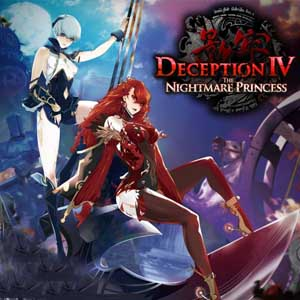 Deception 4 The Nightmare Princess PS4 Code Kaufen Preisvergleich