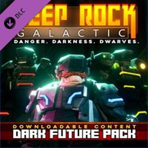 Deep Rock Galactic Dark Future Pack