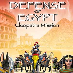 Defense of Egypt Cleopatra Mission Key Kaufen Preisvergleich