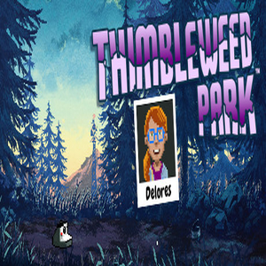 Delores A Thimbleweed Park Mini-Adventure