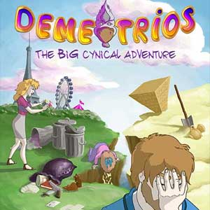 Demetrios The BIG Cynical Adventure Key Kaufen Preisvergleich