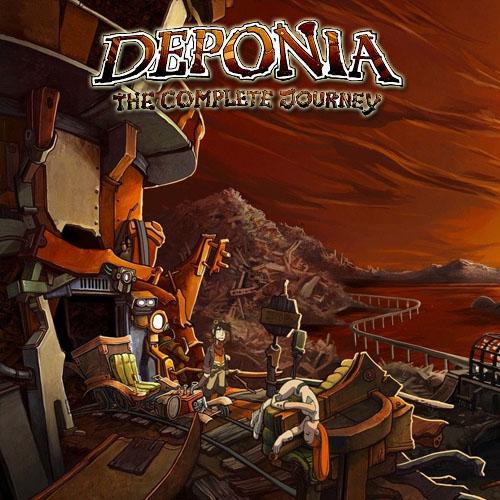 Deponia The Complete Journey Key Kaufen Preisvergleich