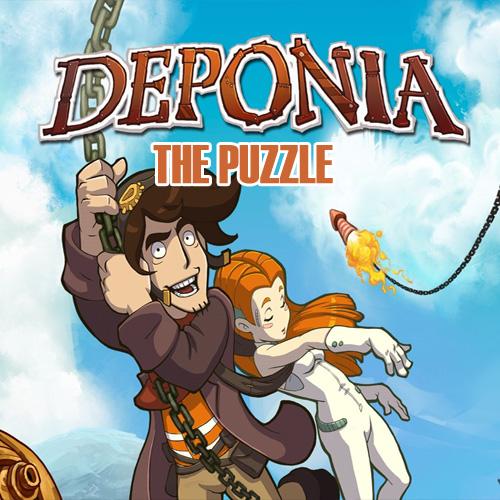 Deponia The Puzzle Key Kaufen Preisvergleich