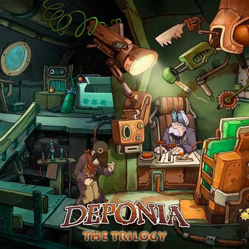 Deponia Trilogy Key kaufen - Preisvergleich