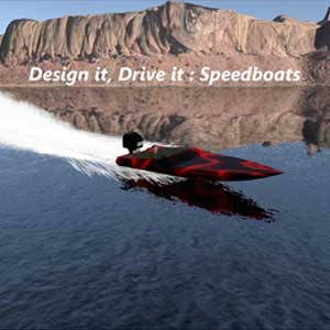 Design it Drive it Speedboats