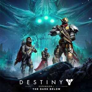 Destiny Expansion 1 The Dark Below Xbox One Code Kaufen Preisvergleich