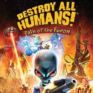 Destroy All Humans-Path of the Furon Xbox 360 Code Kaufen Preisvergleich
