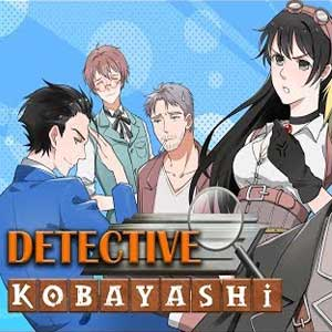 Detective Kobayashi A Visual Novel