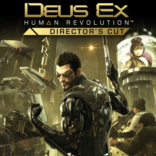 Deus Ex Human Revolution Directors Cut PS3 Code Kaufen Preisvergleich