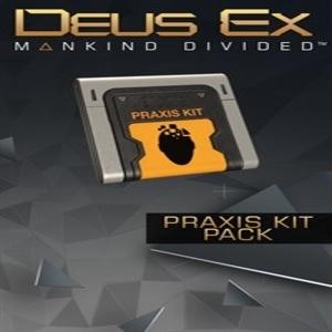 Deus Ex Mankind Divided Praxis Kit Pack