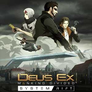 Deus Ex Mankind Divided System Rift Key Kaufen Preisvergleich