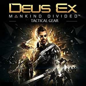 Deus Ex Mankind Divided Tactical Gear Key Kaufen Preisvergleich